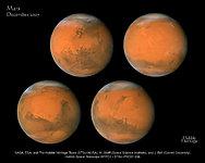 Mars: December 2007