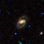COSMOS Barred Spiral Galaxy 2607238