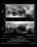 Hubble maps Pluto's changing surface