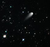 A Unique Hubble View of Comet ISON