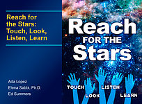 New e-book for the visually impaired makes astronomy accessible through touch and sound