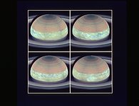 Major Storm On Saturn