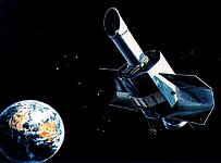 NASA's International Ultraviolet Explorer