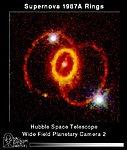 Supernova 1987A Rings