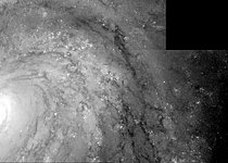 Cepheid Variable Star in Galaxy M100