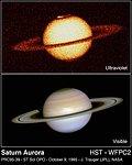 The Aurorae on Saturn