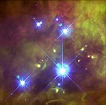 Trapezium, Orion Nebula