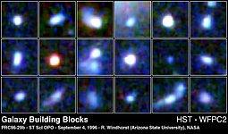 Galaxy Building Blocks