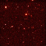 Hubble Pinpoints Distant Supernovae