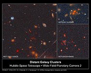 Distant Galaxy Clusters