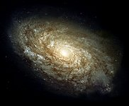 Magnificent Details in a Dusty Spiral Galaxy
