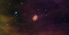 A star set to explode