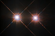 Best image of Alpha Centauri A and B