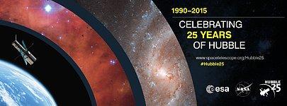 Hubble 25th anniversary