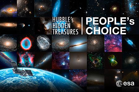 Hidden Treasures competition public vote announced