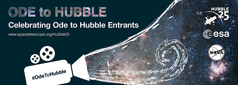 Ode to Hubble shortlist announced