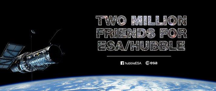 Two million friends