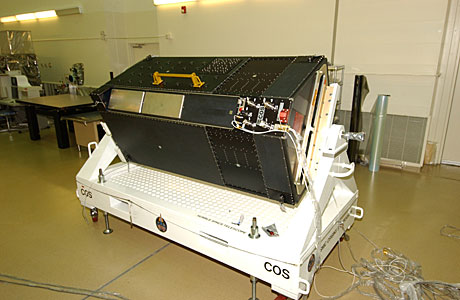 The Cosmic Origins Spectrograph