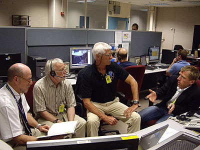 The ESA HST team works at Goddard Space Flight Center