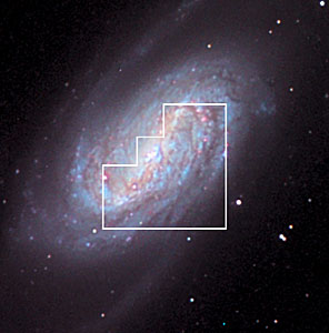 Overview of NGC 2903 (ground-based)