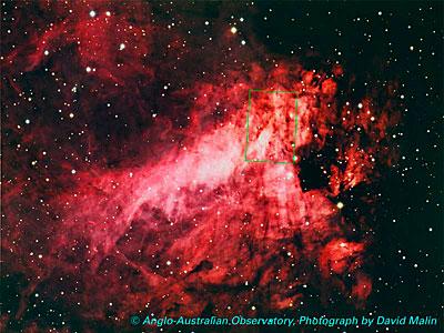 Omega Nebula