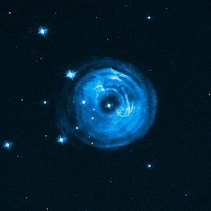 V838 Monocerotis in April 2002