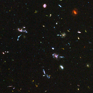 Hubble reveals galactic drama [image 6]
