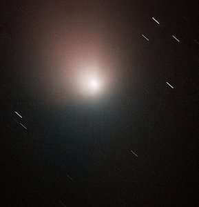 Hubble Images Comet Tempel 1 Just Before Deep Impact Probe Arrives