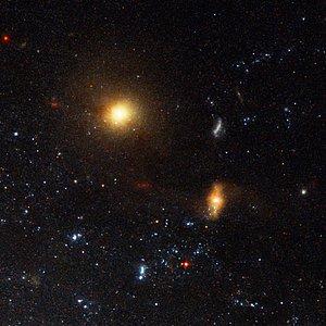 Pinwheel Galaxy close-up 1