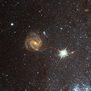Pinwheel Galaxy close-up 5