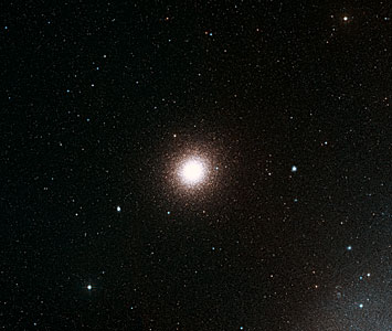 Globular cluster 47 Tucanae (ground-based image)