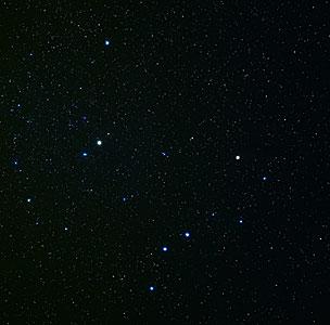 Wide-field image of Ursa Major and Ursa Minor (ground-based image)