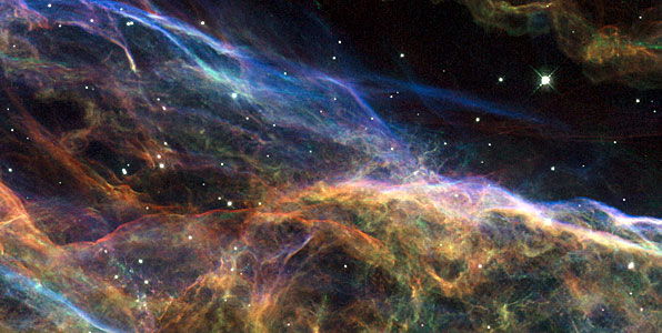 Uncovering the Veil Nebula