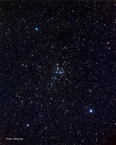 Constellation of Virgo and Coma Berenices (ground-based image)
