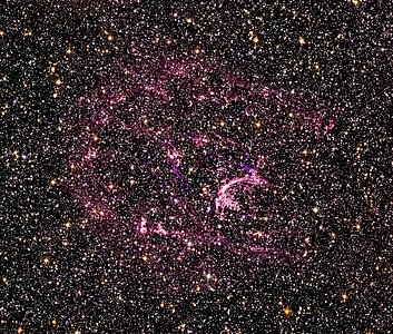 Probing the tattered remains of the supernova remnant N132D