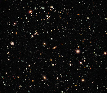 Hubble sees oldest galaxies yet