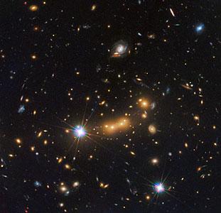 Galaxy cluster MACS J0647.7+7015