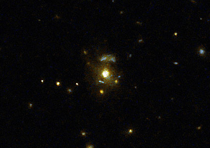 Radio galaxy 3C 297
