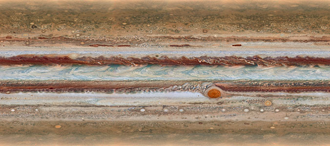 Jupiter at a glance