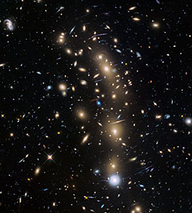 Hubble Frontier Fields view of MACSJ0416.1–2403