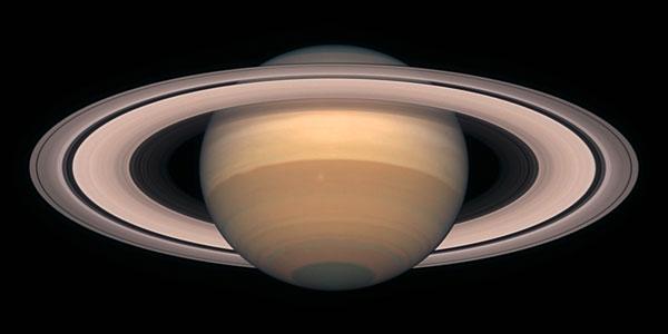 Saturn on November 1999