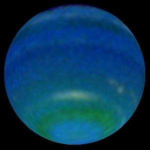 Springtime on Neptune - 1996 Image of Neptune