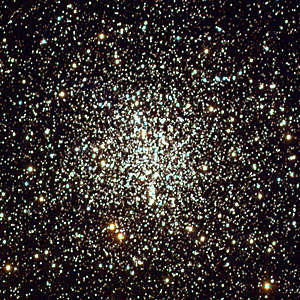Globular Cluster M4 - NOAO Ground-Based Image