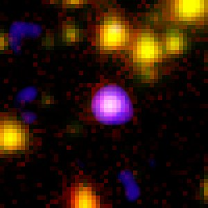 Spitzer+Chandra: Object #3 53.057987-27.833524