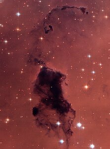Nearby Dust Clouds in the Milky Way