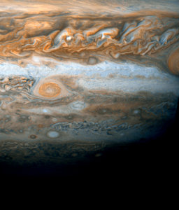 Jupiter's New Red Spot - HST ACS/HRC: April 8, 2006