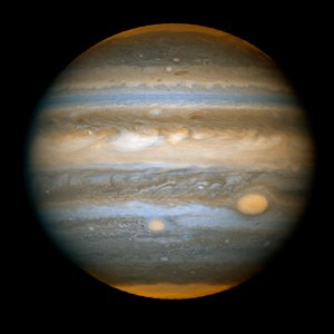 Jupiter's New Red Spot - HST ACS/WFC: April 16, 2006