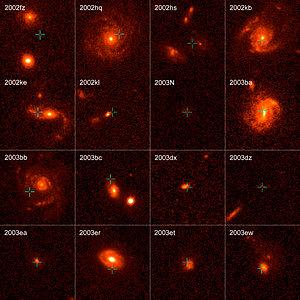 GOODS Supernovae