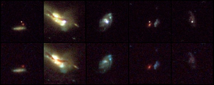 Host Galaxies of Distant Supernovae