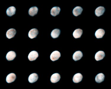 The Many Faces of Vesta